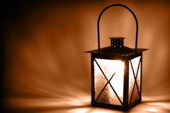 Light in the dark Royalty Free Stock Image