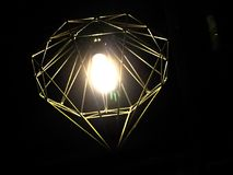 Light. In the dark stock photography