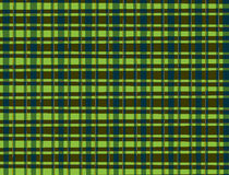Light and dark green plaid pattern Royalty Free Stock Photos