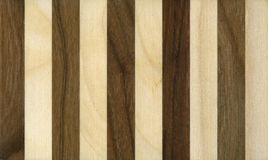 Light and dark wooden stripes Royalty Free Stock Images