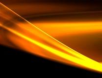 Light design orange illustration Royalty Free Stock Photos