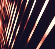 Light diagonal lines. With gradient effect stock photos