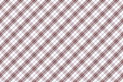 Light diagonal tartan background seamless pattern Royalty Free Stock Image