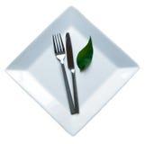 Light dinner Stock Photo