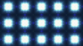 Light disco abstract stock footage