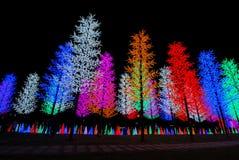 Light Display Royalty Free Stock Photography