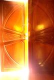 Light door Stock Photos