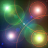 Light dots Stock Photo