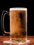 Light draught beer Royalty Free Stock Photo