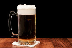 Light draught beer Royalty Free Stock Image