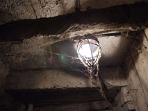light in the dungeon Stock Photography