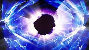 Light Effect 0412 Royalty Free Stock Image