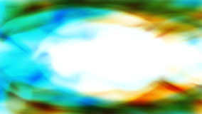 Light Effect 0415. Waves of flowing light undulate, blend and shine Stock Image