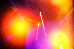 Light effects Stock Photography