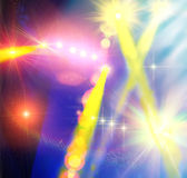 Light effects Royalty Free Stock Photography