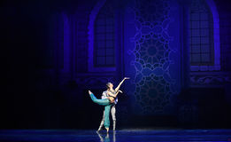 """The light elves- ballet """"One Thousand and One Nights"""" Stock Images"""