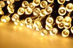 Light emitting diodes Royalty Free Stock Photo