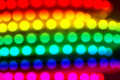 Light emitting diodes Royalty Free Stock Photography