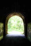 Light at the End of the Tunnel Royalty Free Stock Image