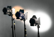 Light equipment Royalty Free Stock Image
