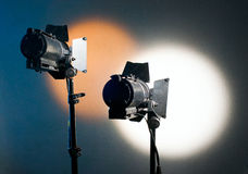 Light equipment Stock Images