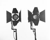Light equipment Stock Photography