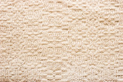 Light fabric with embossed pattern background Stock Image