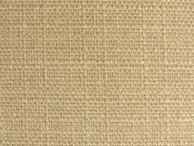 Canvas. Light fabric texture in beige tones. Suitable for backgrounds, wallpapers, cover. Light fabric texture in beige tones. Suitable for backgrounds stock photo