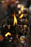 Light of faith Stock Photography