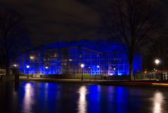 Light festival in amsterdam Royalty Free Stock Photos