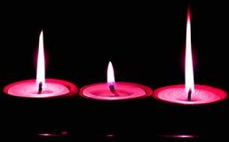 Light of festivals!. Butter light lit on the occasion of Deepawali,Hindus biggest Festival Stock Images