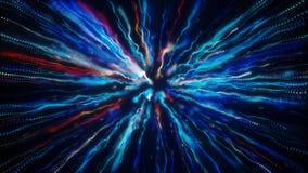 Light fiber stripes abstract background. Light fiber stripes. Computer generated abstract background Royalty Free Stock Image