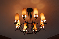 Light fixture Royalty Free Stock Photos