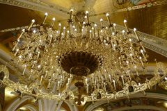 Light Fixture, Chandelier, Ceiling, Lighting royalty free stock photo
