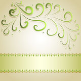 Light floral background Royalty Free Stock Photo