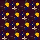 Light floral background in vector. Colorful spring natural cover, print, for web. Illustration stock illustration