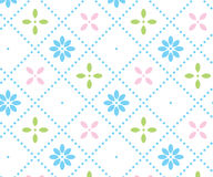 Light floral pattern Royalty Free Stock Image