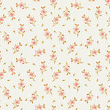 Light floral seamless vector pattern Stock Photo