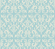 Light floral vintage seamless pattern Stock Image