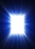 Light frame Stock Photography