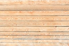 Light fresh boards. Horizontal arrangement. Close-up.  royalty free stock images