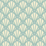 Light geometric background in the form of fish scales. Royalty Free Stock Images