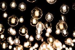 Bar Lights Royalty Free Stock Images