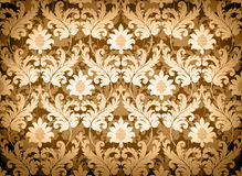 Light gold renaissance background Royalty Free Stock Image
