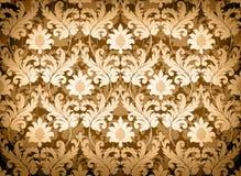 Light gold renaissance background. Decorative light gold renaissance background Royalty Free Stock Image