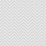 Light Gray Chevron seamless pattern. Royalty Free Stock Photography