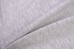 Light Gray cloth made by cotton fiber Royalty Free Stock Photography