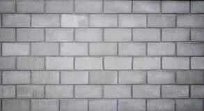 Light Gray Concrete Block Wall Background Royalty Free Stock Images