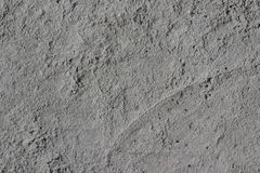 Light gray concrete texture Royalty Free Stock Image