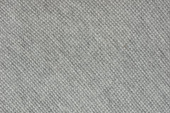 Light gray fabric texture Royalty Free Stock Photo